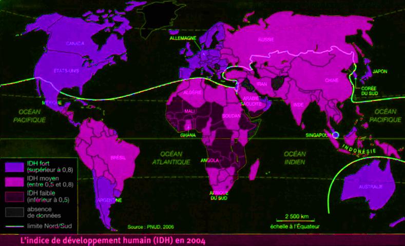 afrique australe géographie